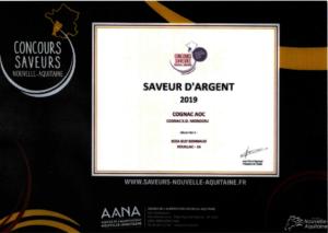 Concours Cognac Bonnaud Saveur d'argent