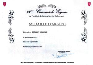 Concours Cognac Bonnaud